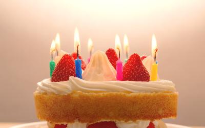 1人で過ごす誕生日